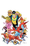Invincible cover