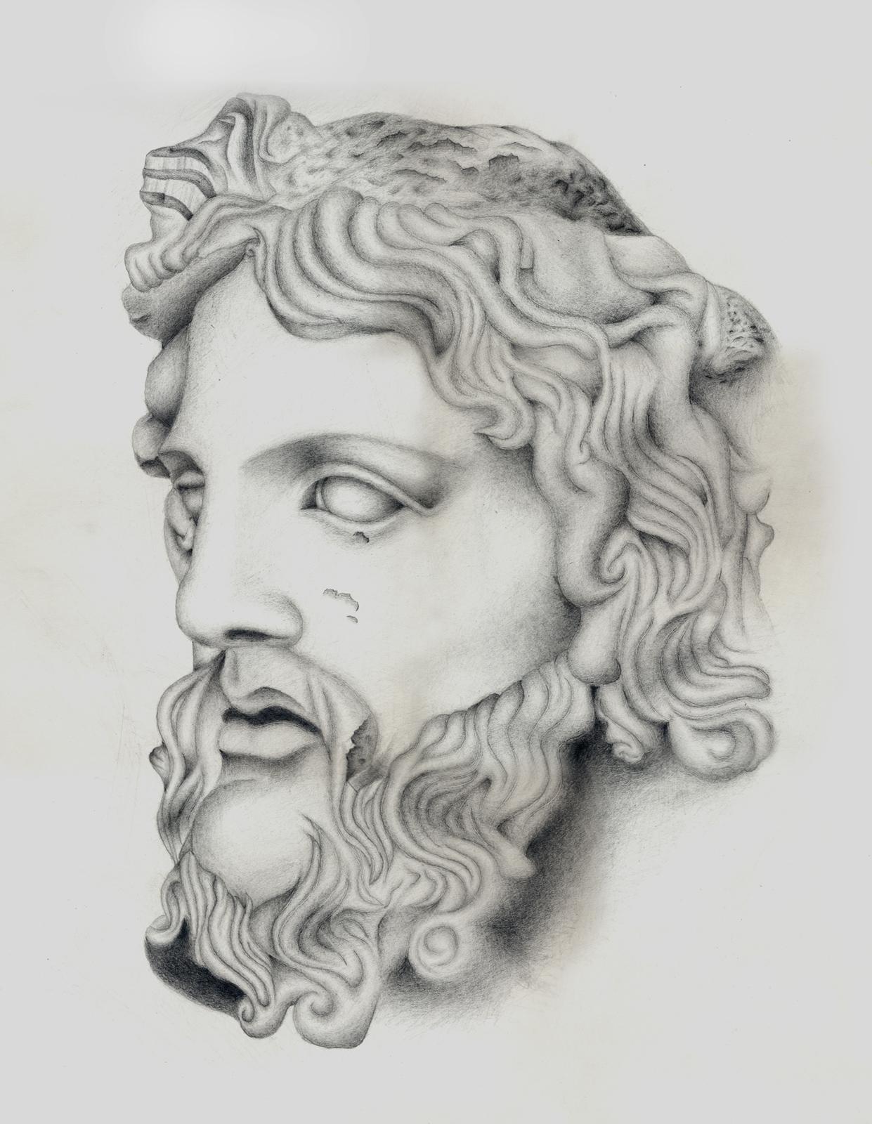 Zeus. by giannisk