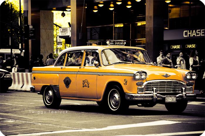Taxi by TwiggyTeeluck