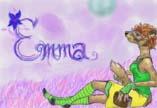 Emma Badge by Corvidraline