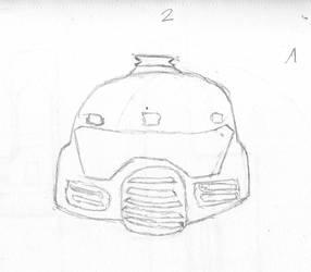 Rough Helmet Design 2 A by Commander-Fillmore