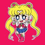 Sailor Moon! by ankohai