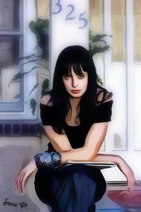 Krysten Ritter (Jane Margolis) From B.B by Kurdtgerardo
