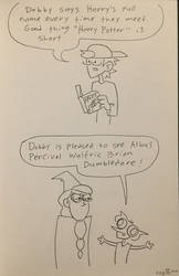 Dobby's Greeting