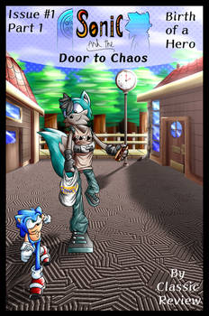 Sonic and the Door to Chaos Issue 1 Part 1