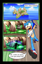 Sonic and the Door to Chaos Issue 1 Part 3