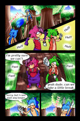 Sonic and the Door to Chaos Issue 1 Part 4
