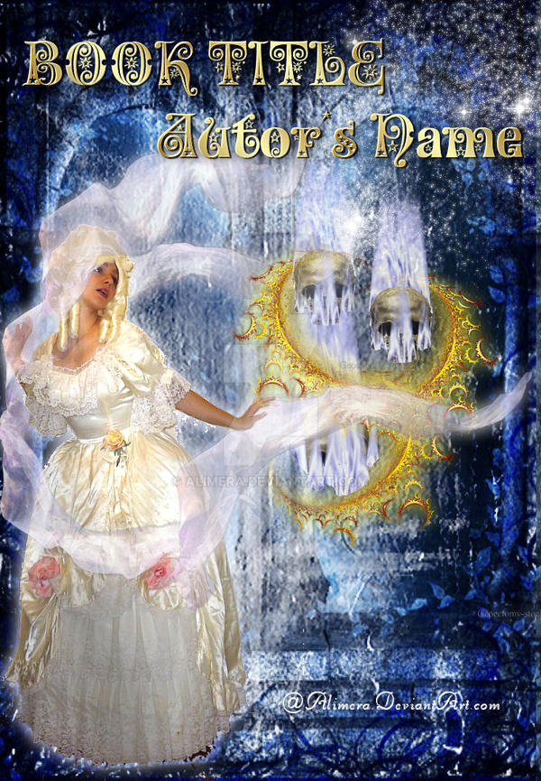 Premade Book Cover 2.--Nightmare by Alimera