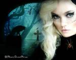 The black widow's tears