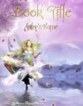 Premade Book Cover 3  --Wind,wind,wind...