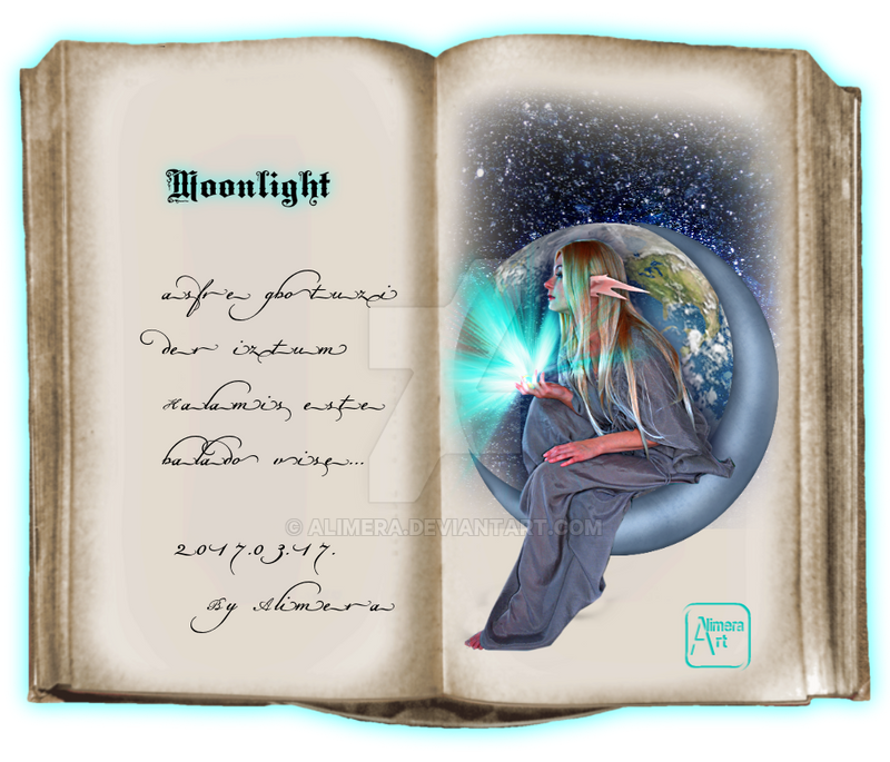 Book illustration by Alimera