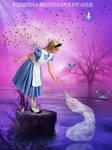 Alice's shawl