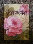 Congratulation2   Stock Image