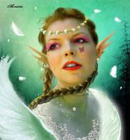 White Swan by Alimera
