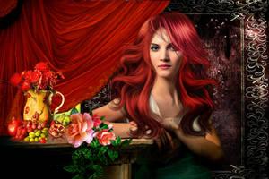 Portrait by Alimera