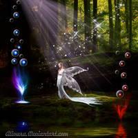Faery lights 3 by Alimera