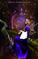 Irish faery by Alimera