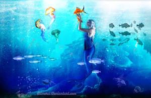 Mermaid by Alimera