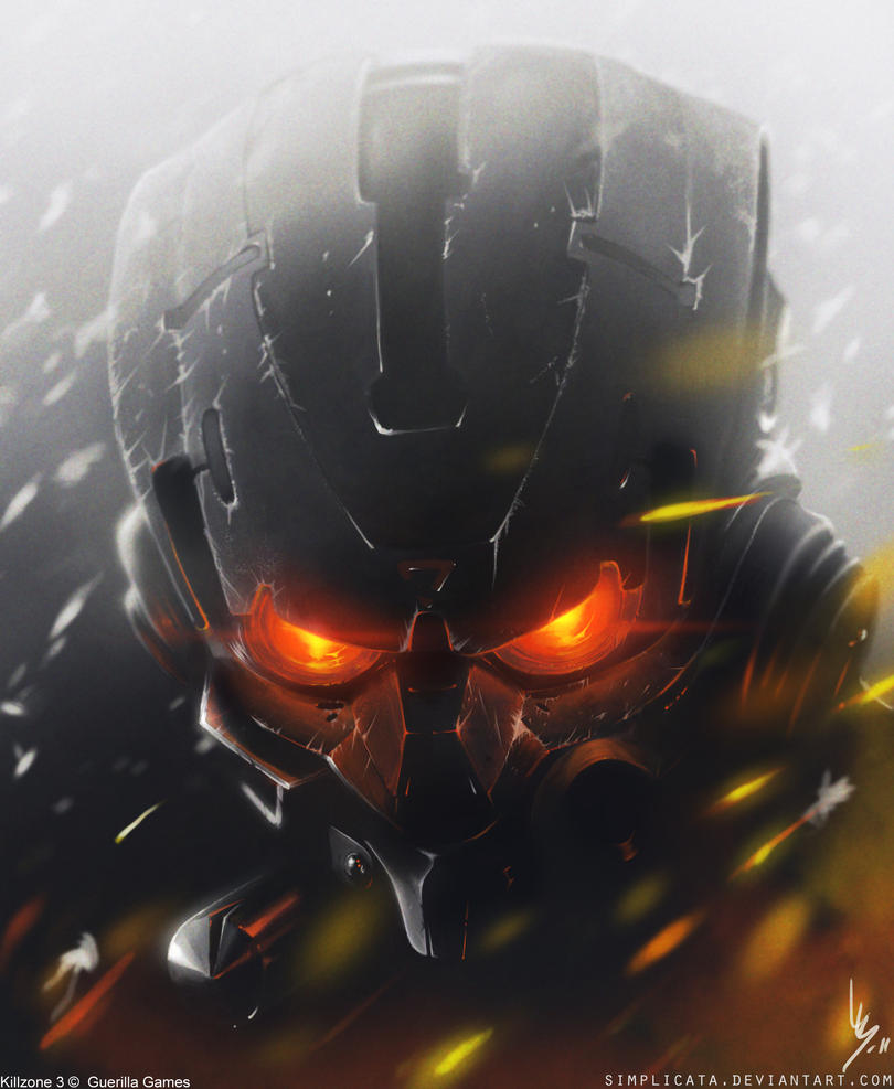 Rise of the Helghast by SpoonfishLee