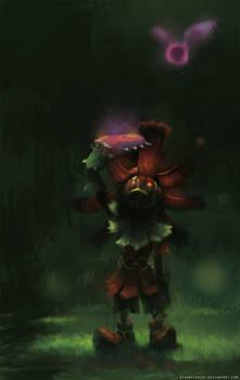 Skull Kid, Majora's Mask