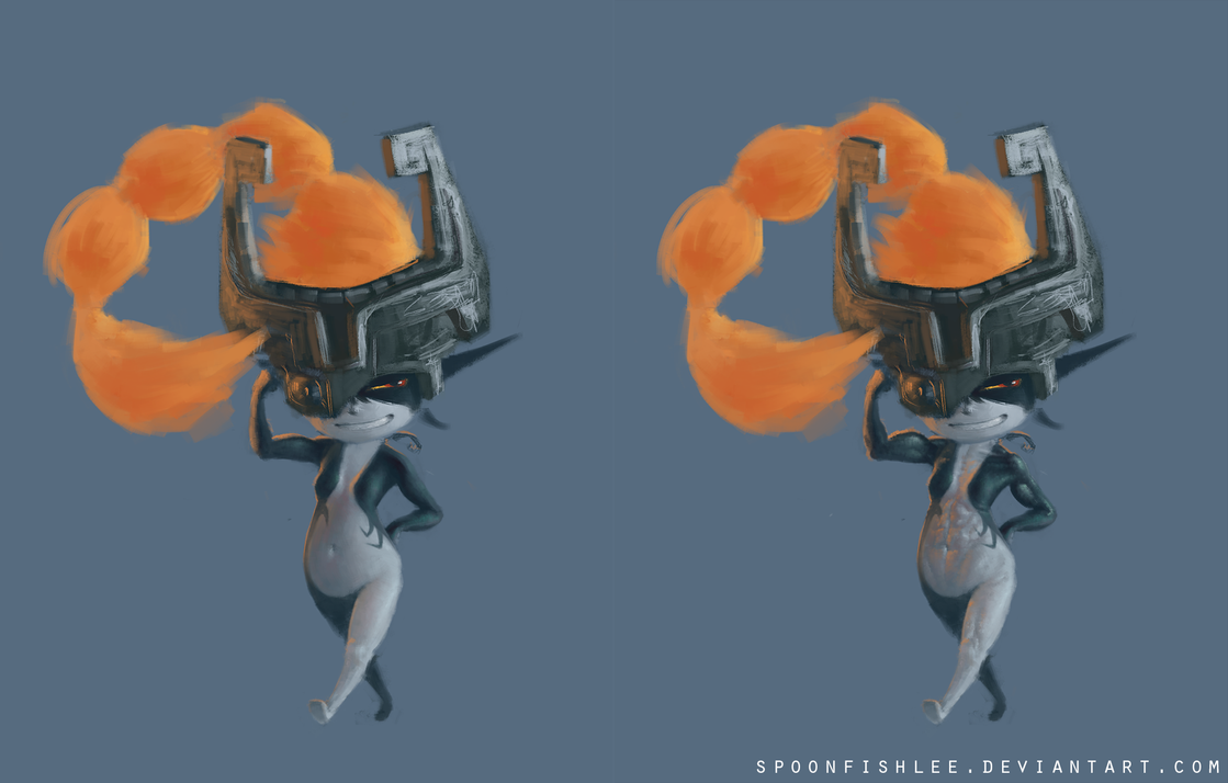 Protein Midna by SpoonfishLee