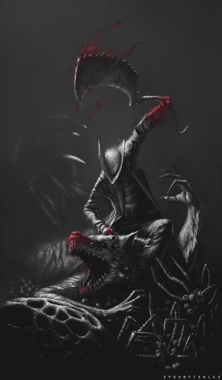 Bloodborne by SpoonfishLee