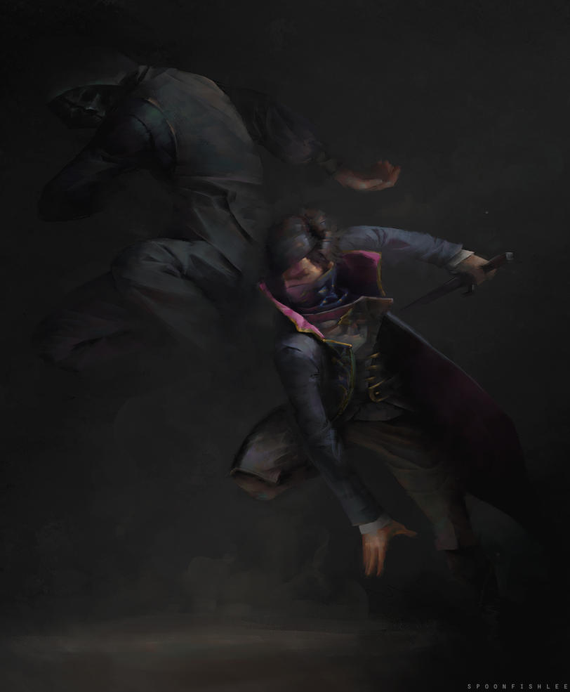 Dishonored by SpoonfishLee