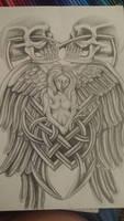 celtic angel female