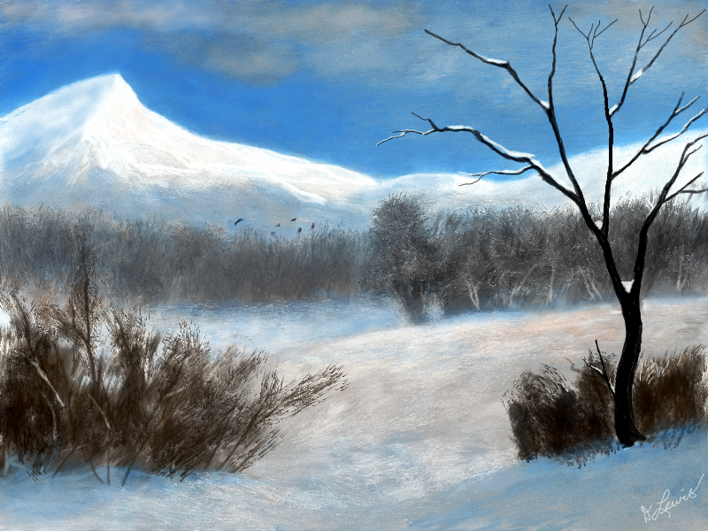 Winter by ghost549