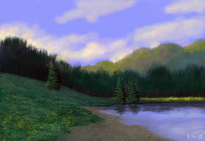 <b>Monastery Lake NM</b><br><i>ghost549</i>