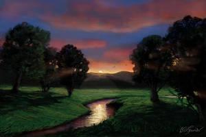 <b>Crooked Creek Sunrise</b><br><i>ghost549</i>