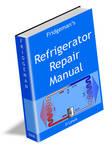 3D Mock Cover - Refrigerator Repair Manual