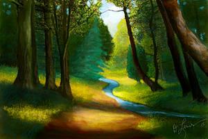 <b>Light On The Path</b><br><i>ghost549</i>