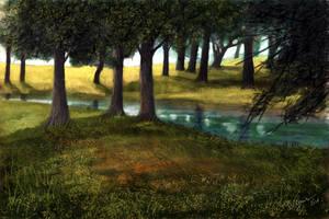 <b>Woodland Stream 2</b><br><i>ghost549</i>