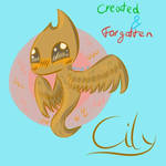 cily from Created and Forgotten.