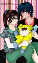 Happy Family by ahoraa23