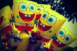 spongebob clones.