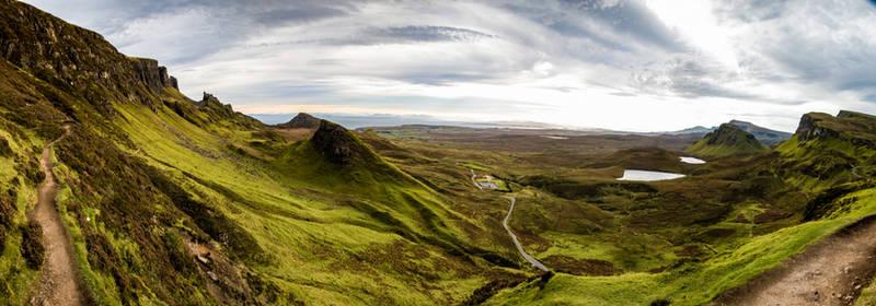 Quiraing Panorama