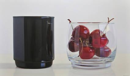 Sweet cherries by ruddy84