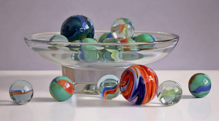 Marble collection by ruddy84