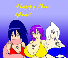 Happy New year by IGPHHangout