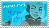 Ember Island Players Stamp LOL by Voodoorabbit