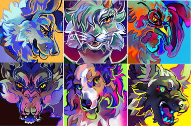 ICON COMMISSIONS 2017