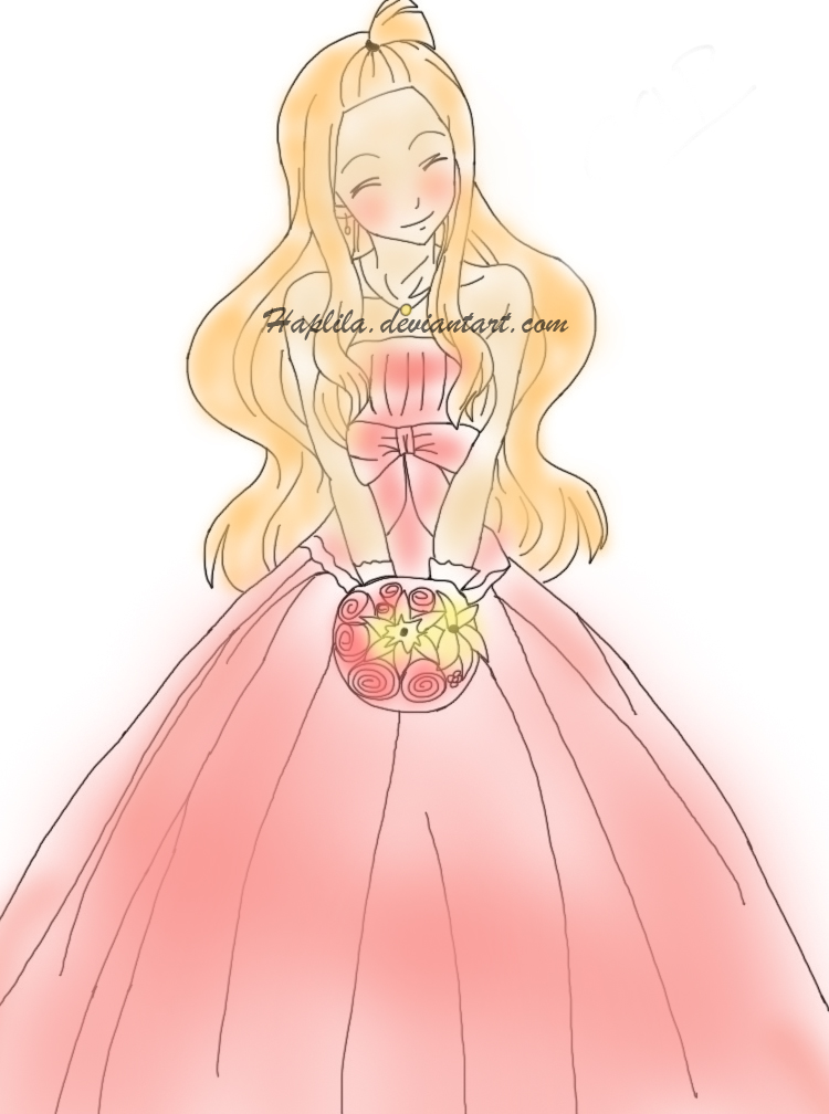 Mirajane Strauss With A Kawaii Bridal By Haplila On Deviantart Read more information about the character mirajane strauss from fairy tail? deviantart