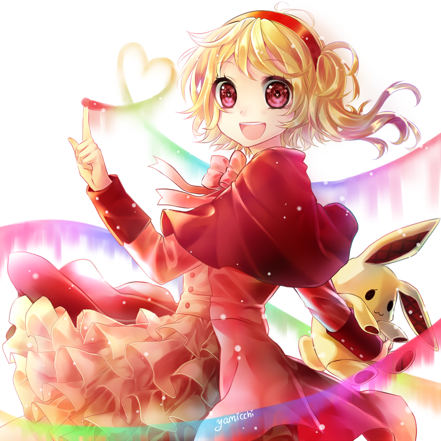 AT: KarinPyong by Yamicchi