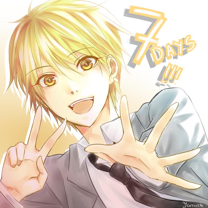 Countdown! 7 days by Yamicchi