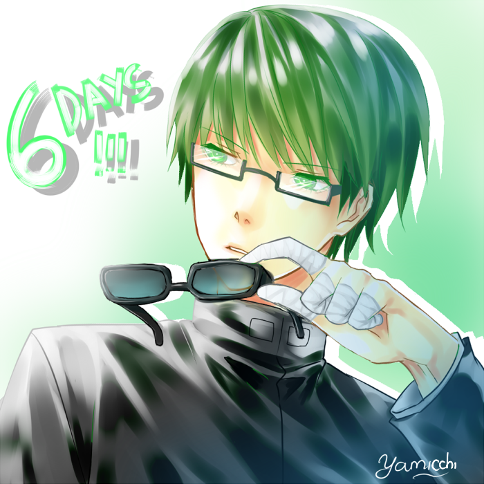 Countdown! 6 days by Yamicchi