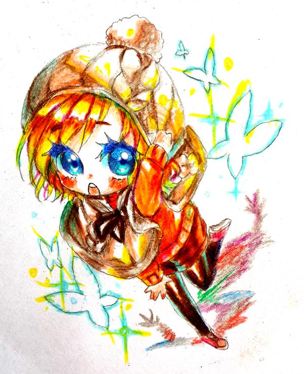 PC: Isakysaku by Yamicchi