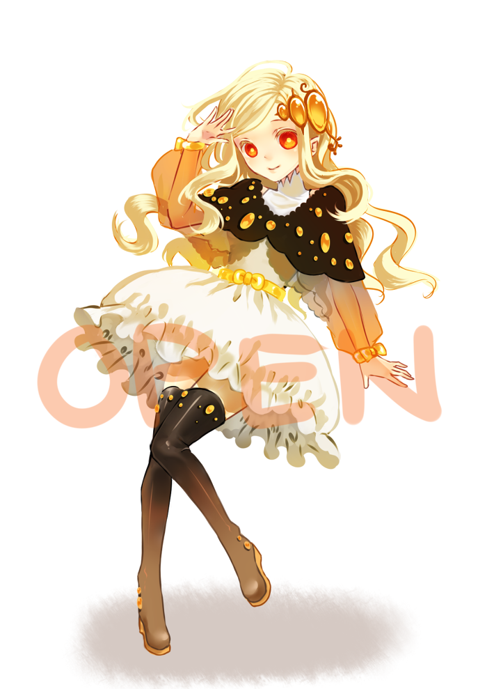 Auction Adoptable 2 OPEN by Yamicchi