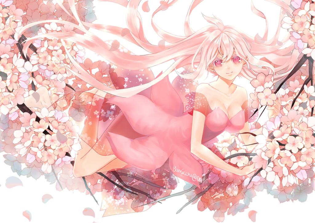 Sakura Fairy by Yamicchi